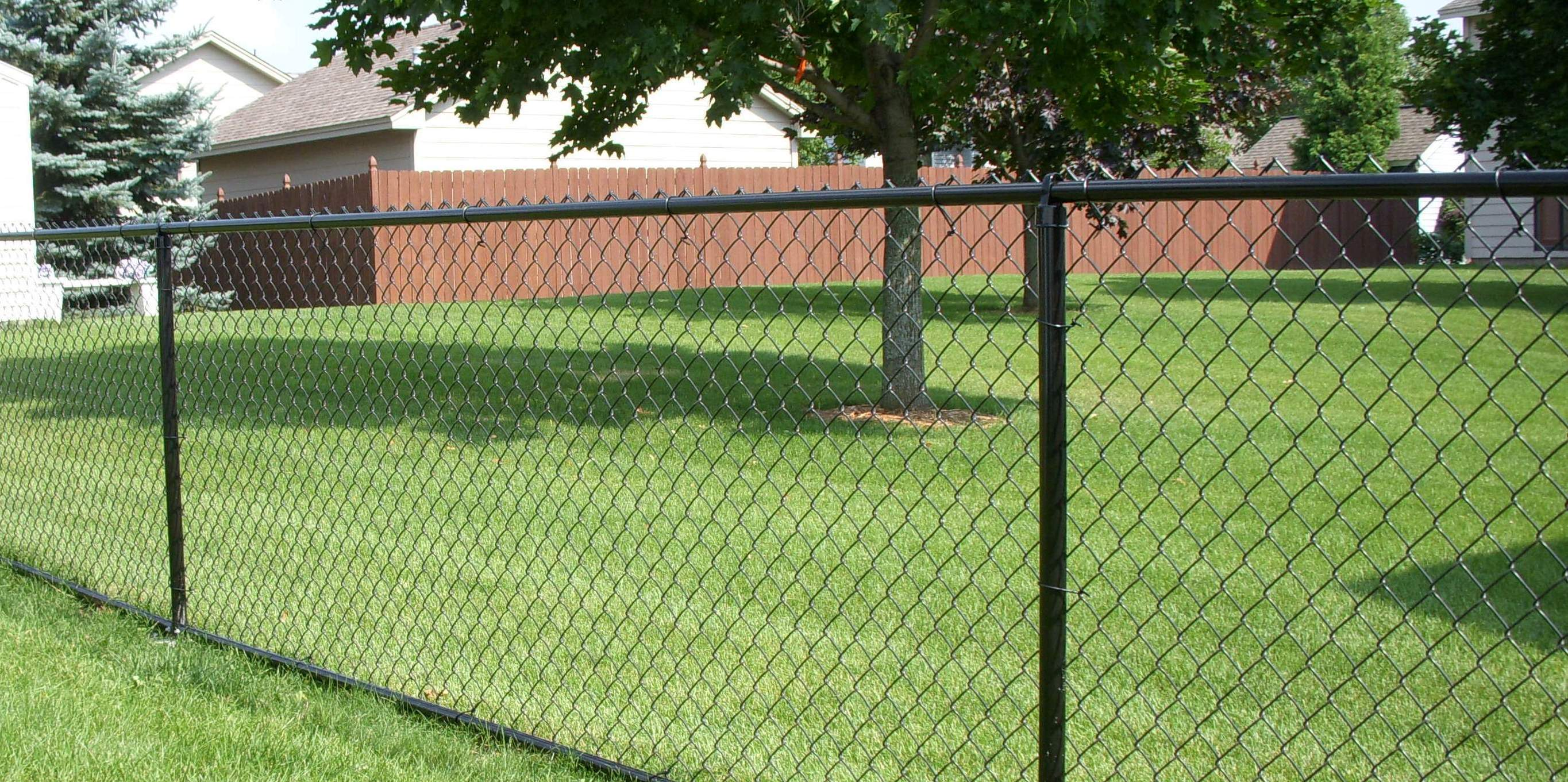 Chain Link Fence In Salt Lake City  Utah