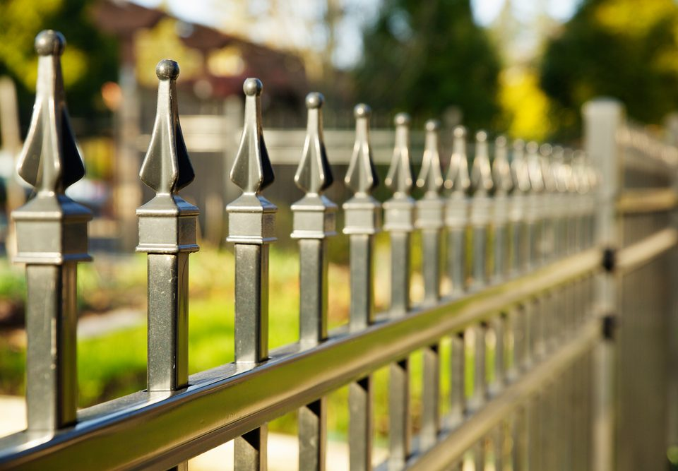 ideas personalizing accenting fence
